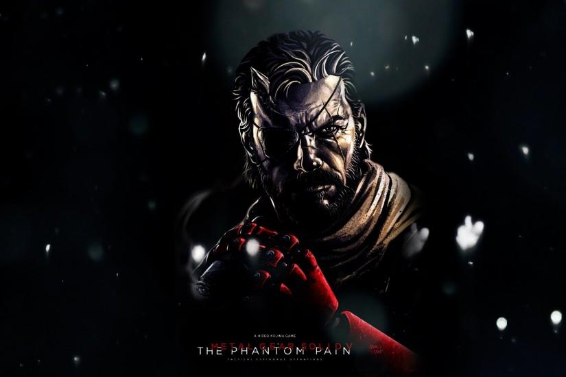 Big Boss Metal Gear Metal Gear Solid V: The Phantom Pain video .