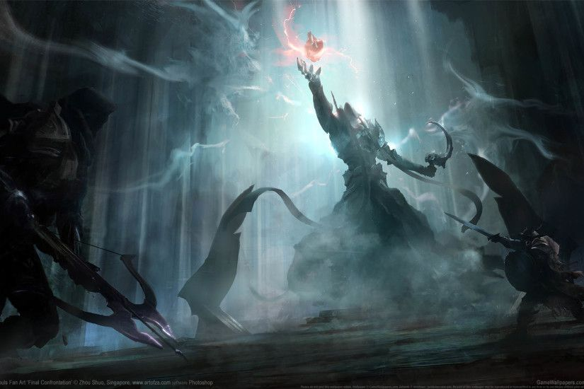 Diablo 3: Reaper of Souls Fan Art wallpaper 06 1920x1080