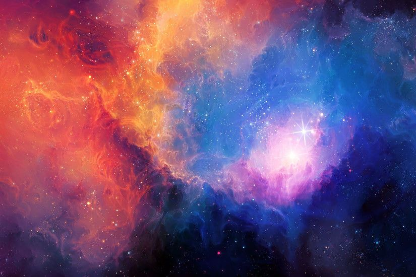 Colorful Space Wallpapers High Quality Resolution As Wallpaper HD