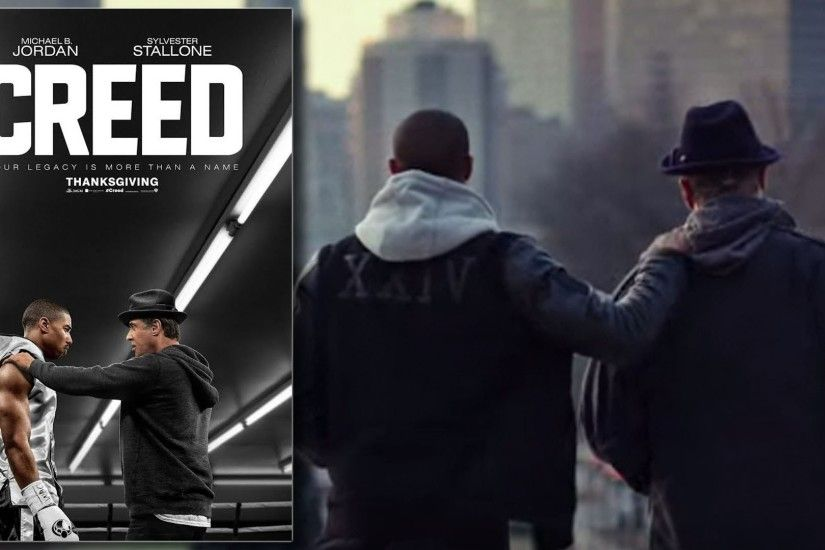 "New ""CREED"" Trailer with Footage of Stallone as Rocky Balboa"