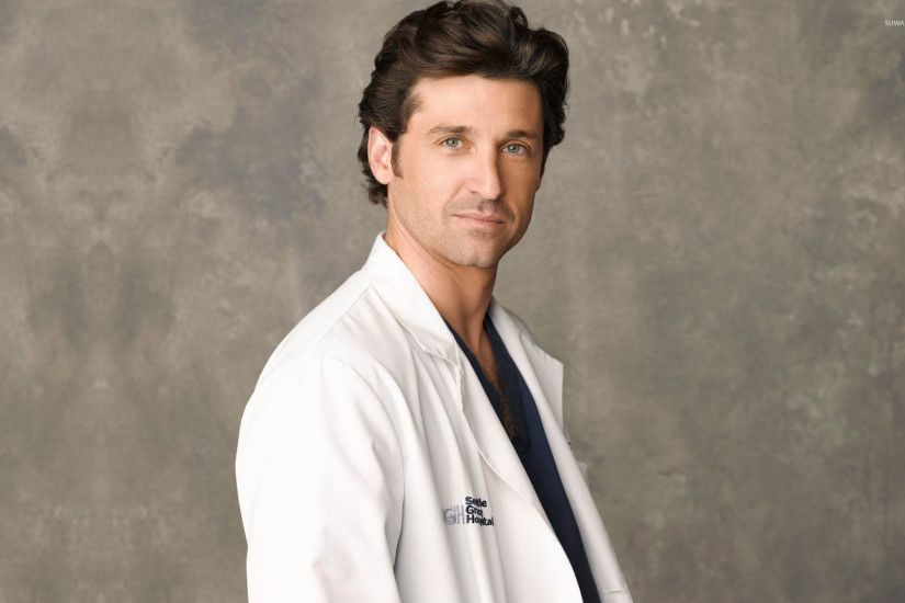 Patrick Dempsey [2] wallpaper · Male Celebrities · Grey's Anatomy ...