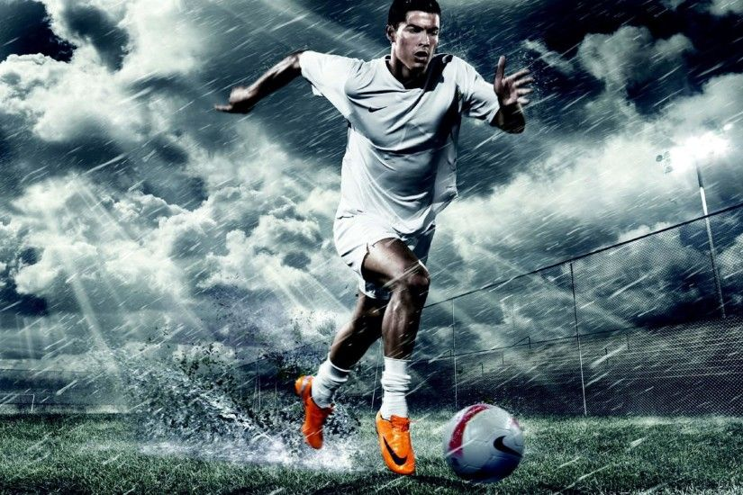 3D HD Cristiano Ronaldo Wallpapers