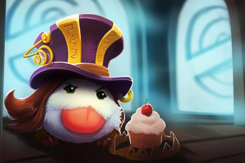 Caitlyn Poro - Wallpapers HD | Art-of-LoL