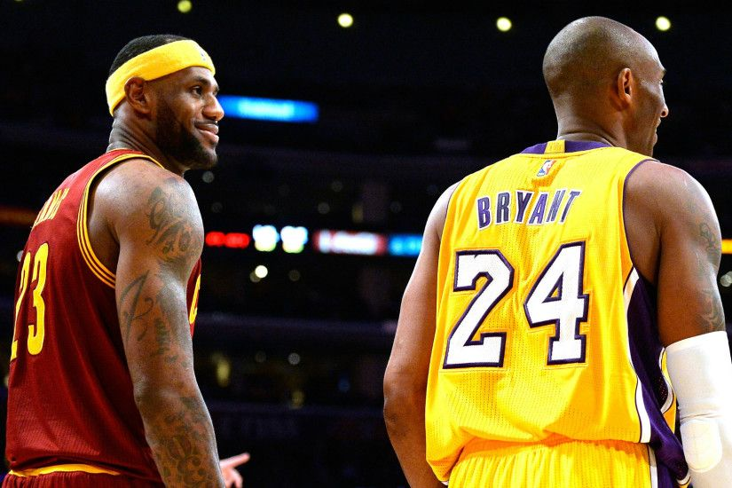 LeBron James Gets 'Very Emotional' Watching Kobe Bryant's Final Season |  SLAMonline