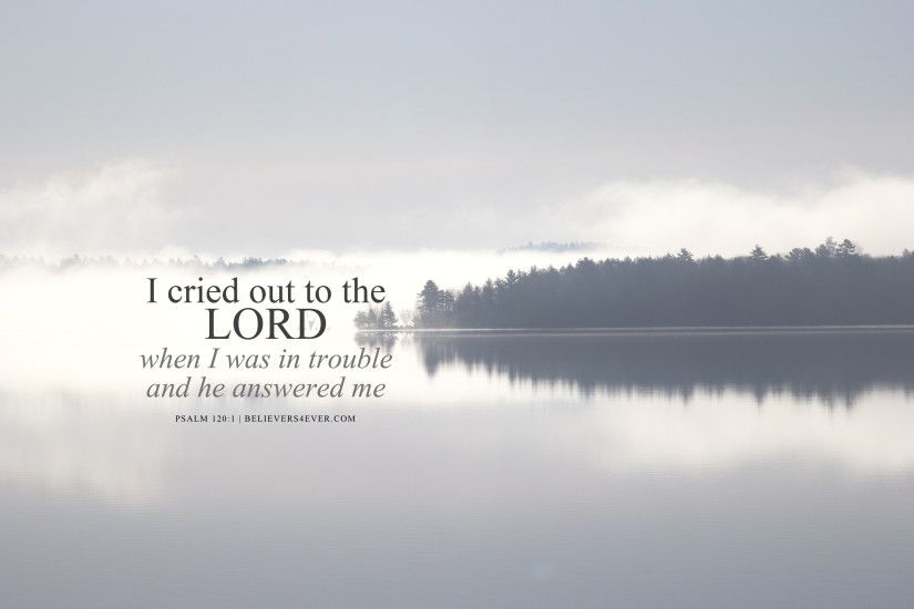 Christian desktop wallpaper with bible verse. Use for church sermons and  more. I cried
