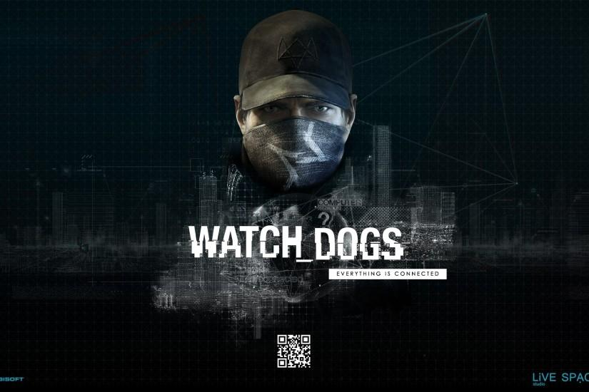 ... Watch Dogs Widescreen Wallpaper