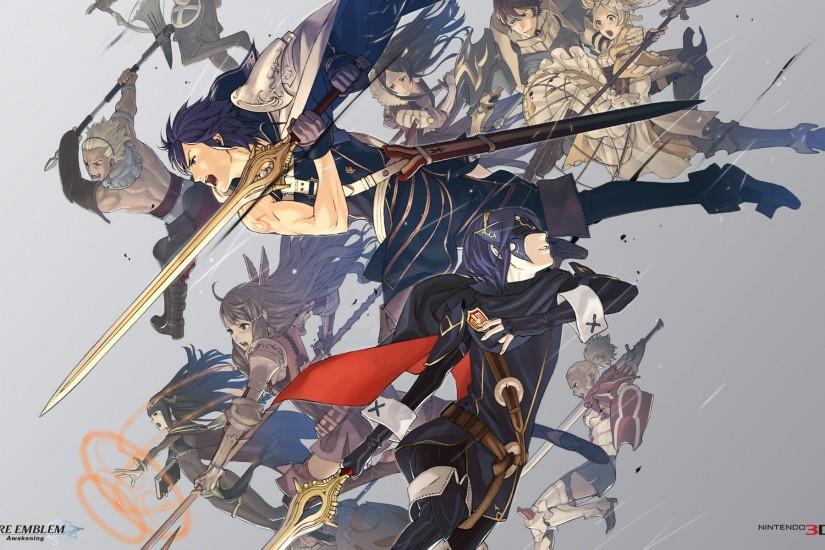 beautiful fire emblem wallpaper 1920x1200