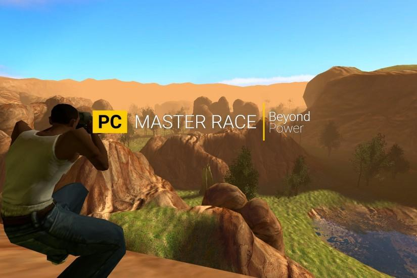 large pc master race wallpaper 1920x1080 for pc