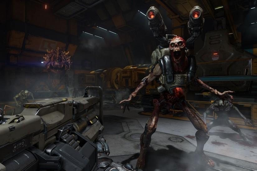 Doom 4 wallpaper ·① Download free beautiful HD backgrounds