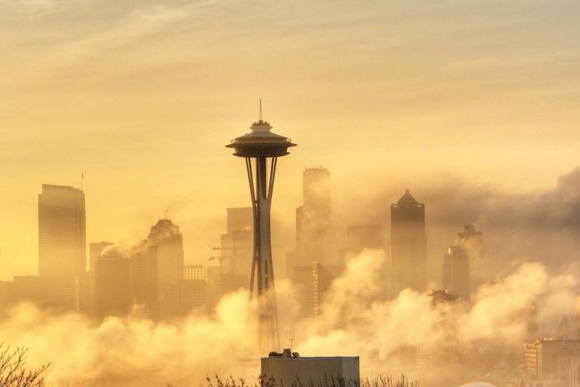 Seattle Fog 920796