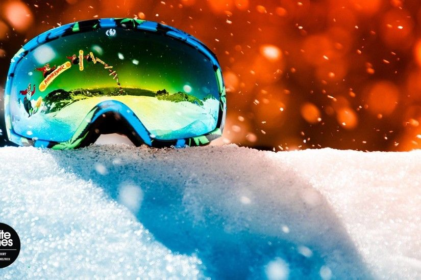Snowboard Wallpaper: Logan Short is Goggle-Eyed | Whitelines .