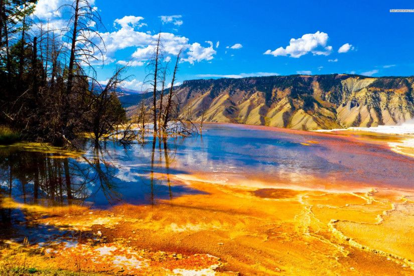 national park wallpapers 49571 nature yellowstone national park .