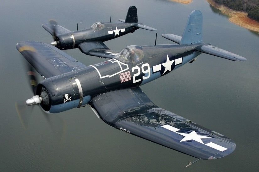 Vought F4U Corsair Aircraft