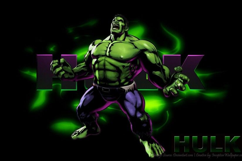 #Hulk #Fan #Art. (3D-Wallpaper-HD) By: