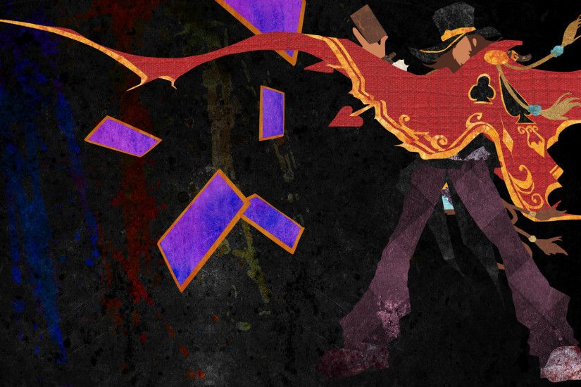 ... The Magnificent Twisted Fate Backround by Tyki7125