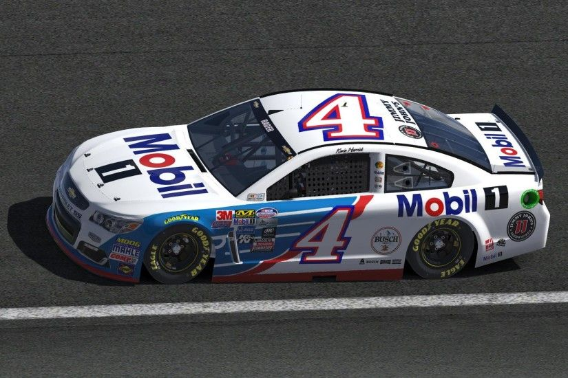 Kevin Harvick Mobil1 2016. NASCAR Monster Energy Cup Chevrolet SS by Zach  Rader