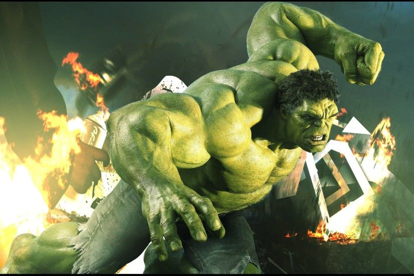 The Incredible Hulk hd wide wallpapers Wallpapers) – Wallpapers
