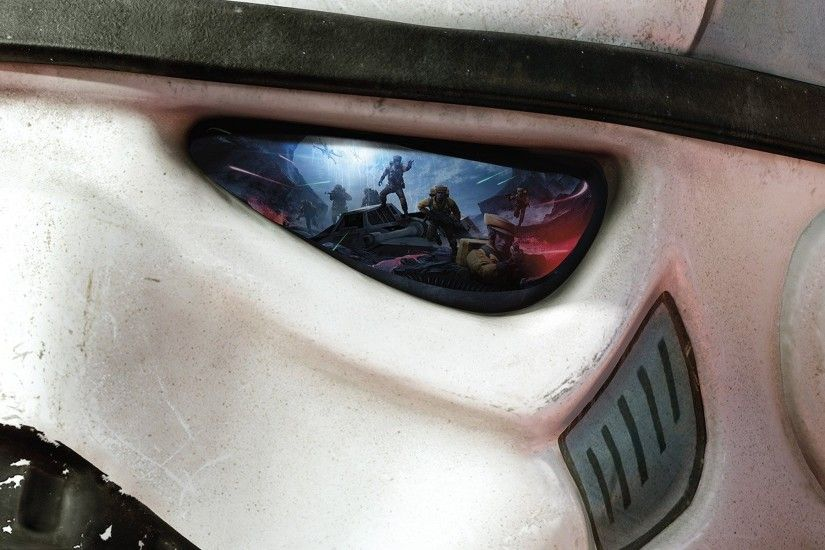 Star Wars Battlefront Stormtrooper Wallpaper 1920x1200