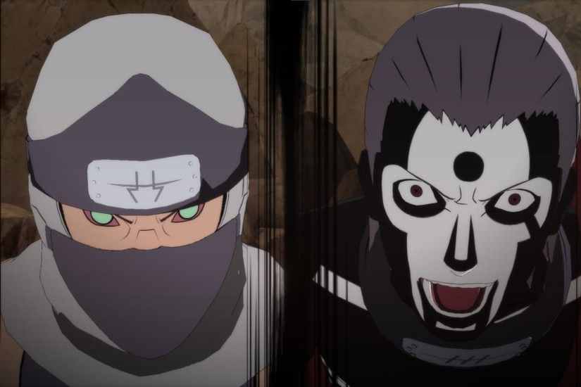 Video Game - Naruto Shippuden: Ultimate Ninja Storm Revolution Kakuzu  (Naruto) Hidan (