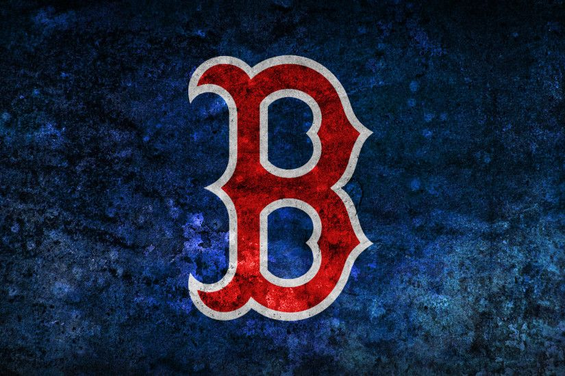 Boston Red Sox Logo Wallpaper.
