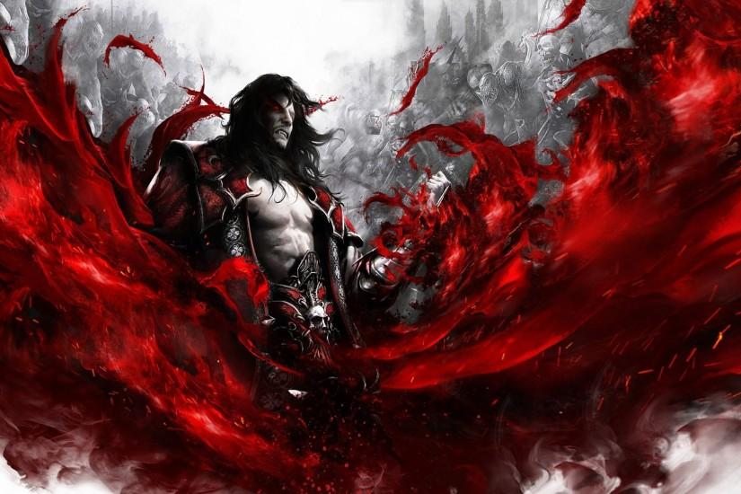 Preview wallpaper castlevania lords of shadow 2, castlevania, mercurysteam,  dracula 1920x1080