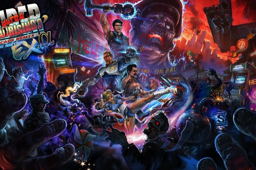 1 Super Ultra Dead Rising 3' Arcade Remix Hyper Edition EX Plu HD Wallpapers  | Backgrounds - Wallpaper Abyss