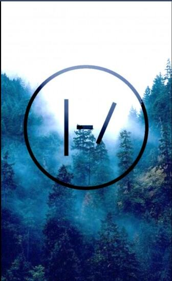 free download twenty one pilots background 1287x2105 for tablet