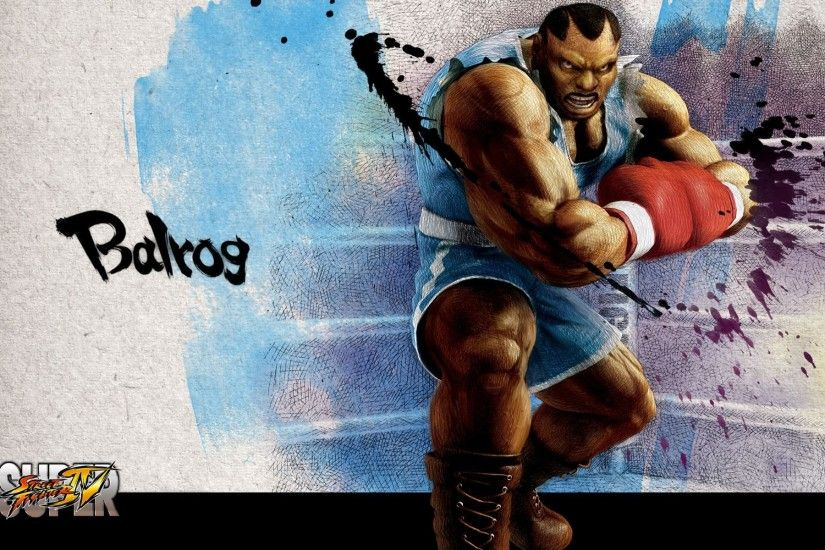Balrog - Super Street Fighter IV 237945