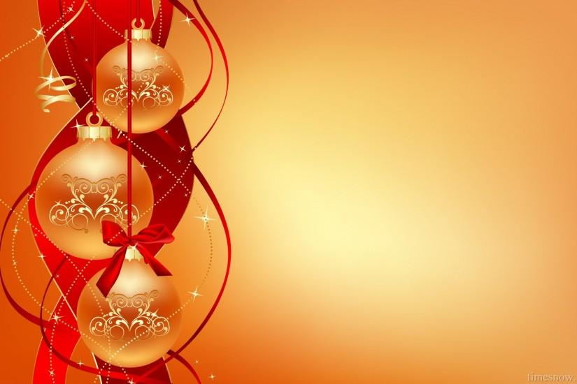 Red And Gold Christmas Background (16)