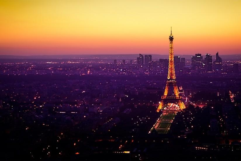 Eiffel Tower Photography at Night