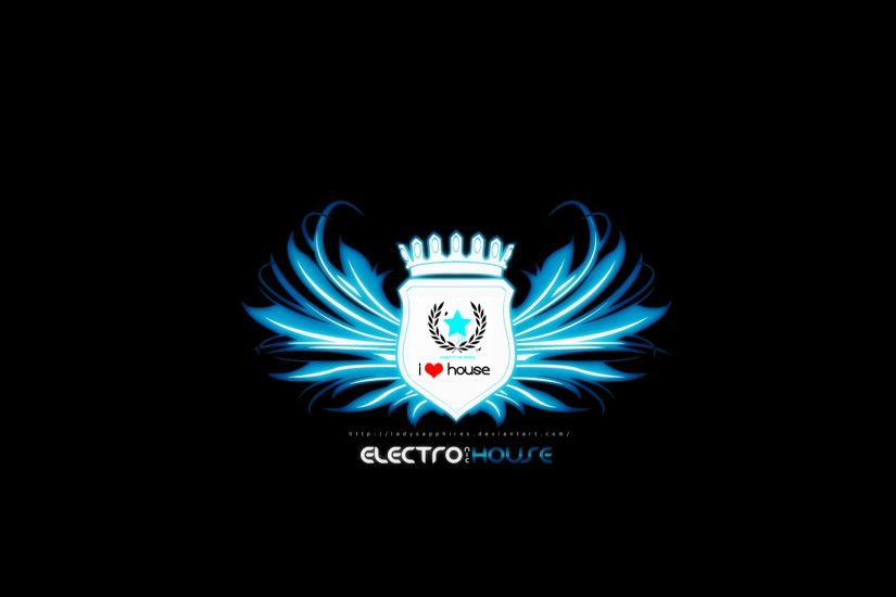 Electro House Music Wallpaper House, electro, love