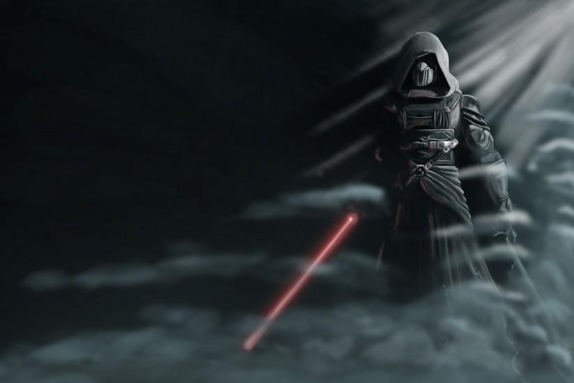 Samurai Darth Vader Wallpaper HD.