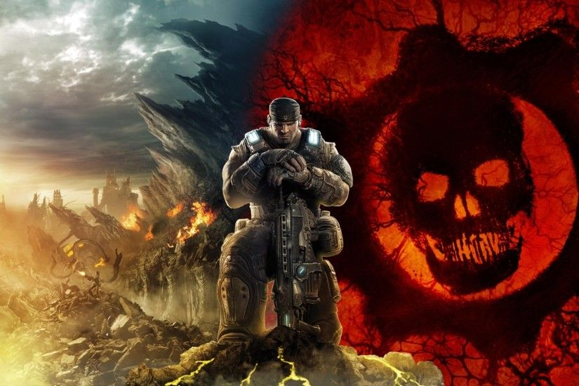 Video Game - Gears Of War 3 Gears of War Wallpaper