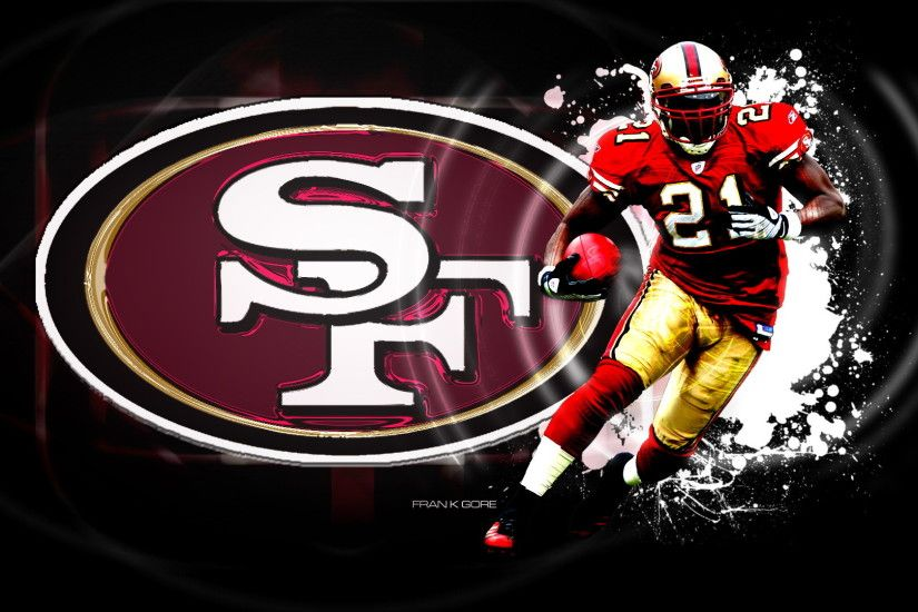 49ers logo wallpaper free 49ers wallpapers your phone wallpaper cave all wallpapers pinterest wallpaper voltagebd Images