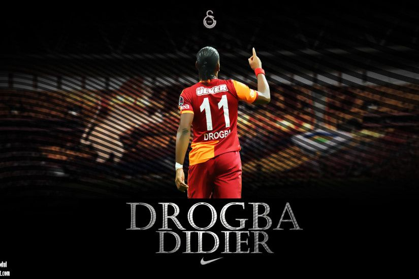 Didier Drogba Wallpaper by elifodul Didier Drogba Wallpaper by elifodul