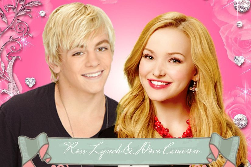 ThunderFists1988 Ross Lynch/Dove Cameron Wallpaper by ThunderFists1988