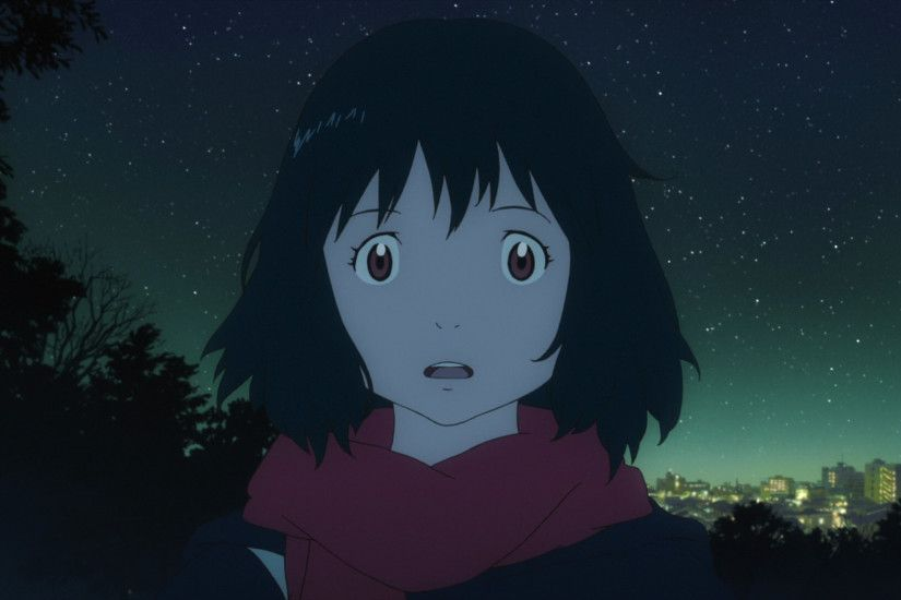 4. Hana (Wolf Children)
