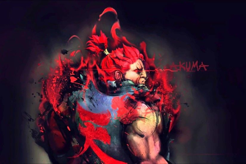 Street Fighter Characters: Beautiful Illustrations and Wallpapers .