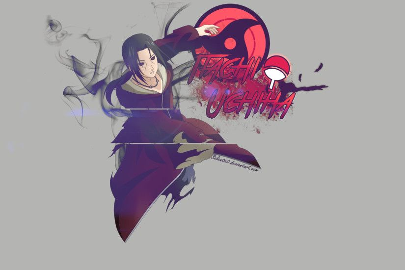 ... Itachi Uchiha wallpaper ·① Download free awesome backgrounds for .