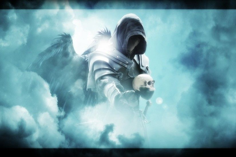 Video Game - Assassin's Creed Ezio (Assassin's Creed) Death Angel Hood  Wallpaper