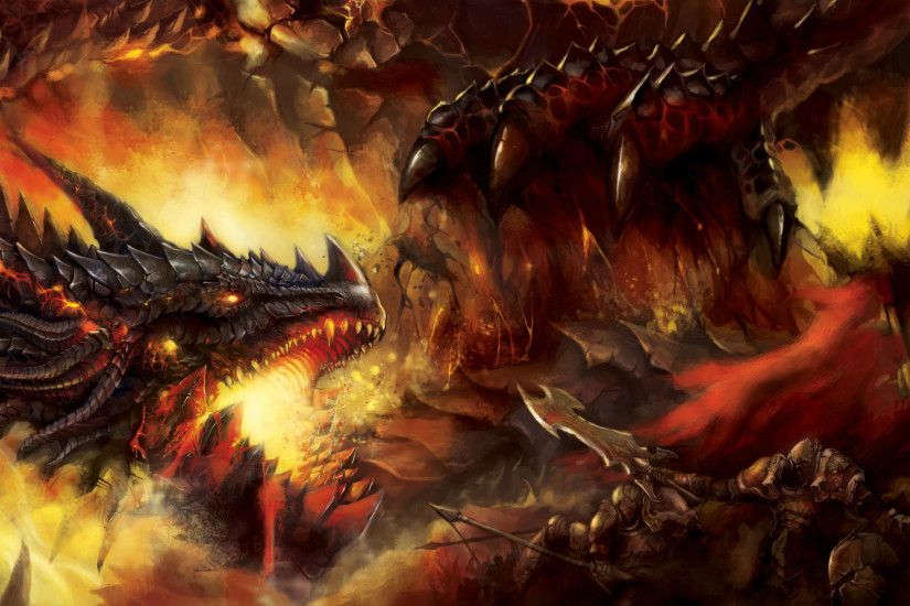 Battle Dragon Warrior Head Wallpaper At Fantasy Wallpapers