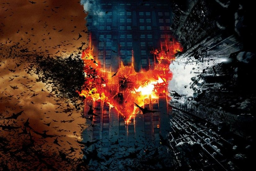 Batman Dark Knight Trilogy Wallpaper