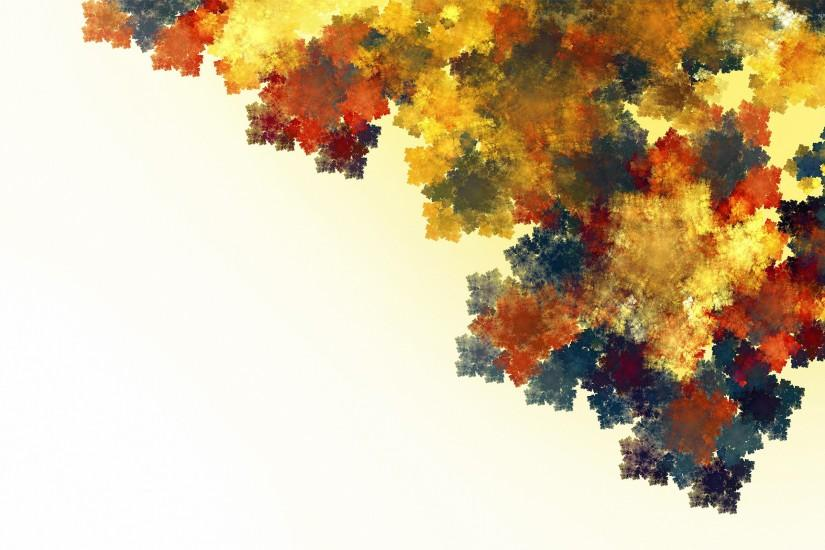 Autumn leaves wallpaper 2560x1600 jpg
