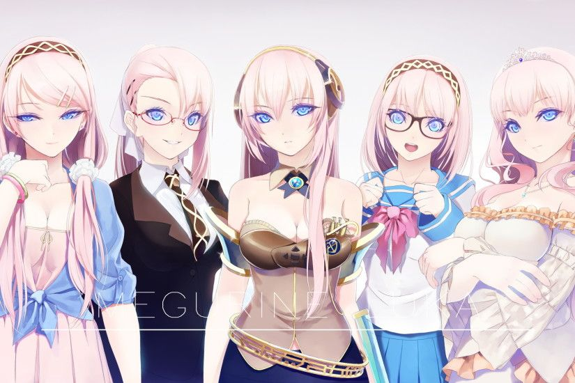 Luka Megurine Vocaloid · HD Wallpaper | Background ID:596298