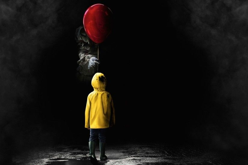 ... people are scared of clowns so it will be very interesting to see how  do they find this movie. Check out some scary wallpapers regarding this  movie.