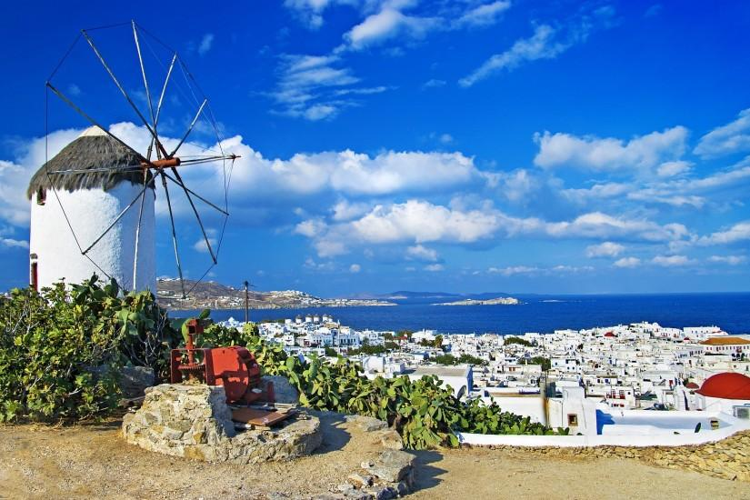 Mykonos greece Wallpapers Pictures Photos Images · «