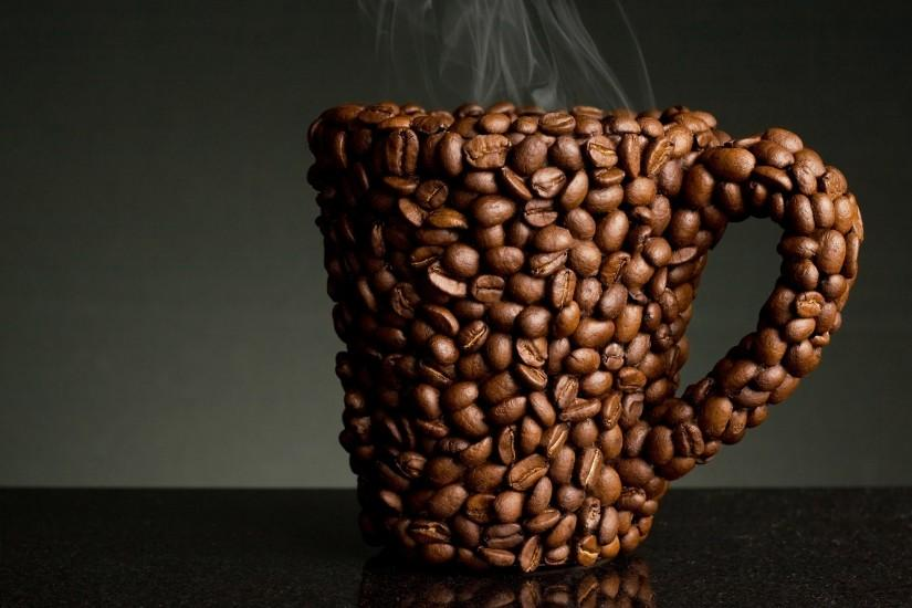 cool coffee wallpaper 1920x1200 for desktop