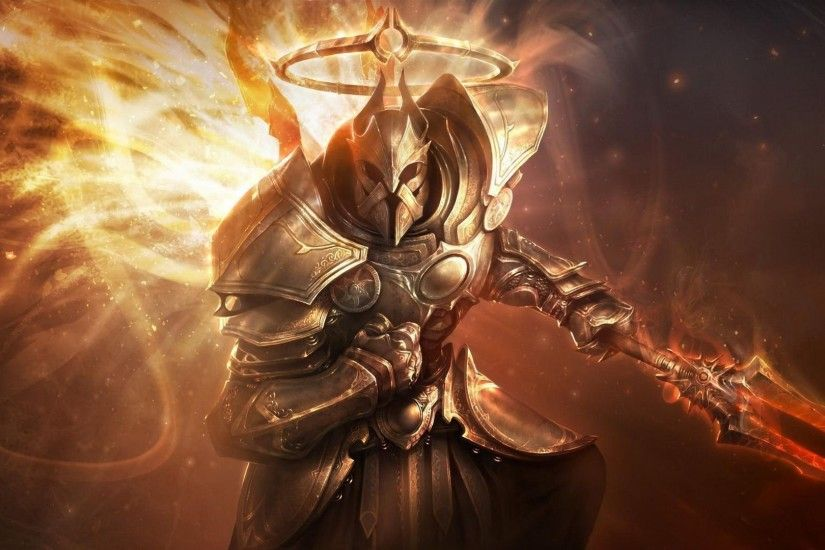 Diablo III: archangel is attacking wallpapers and images .