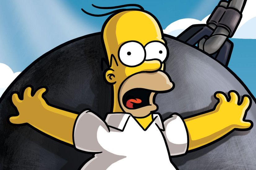 The Simpsons Cartoons Homer