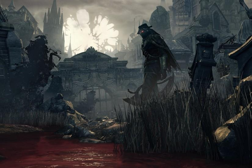 large bloodborne wallpaper 1920x1080